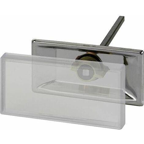 Support de soudure en acier inox pour panneaux 100 x 50 mm sachet de 25