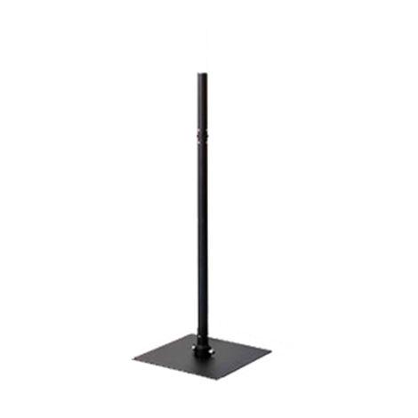 Support de stand pour CHAUFFAGE TERRASSE électrique Farho OASI NOIR • Pied de support à utilise