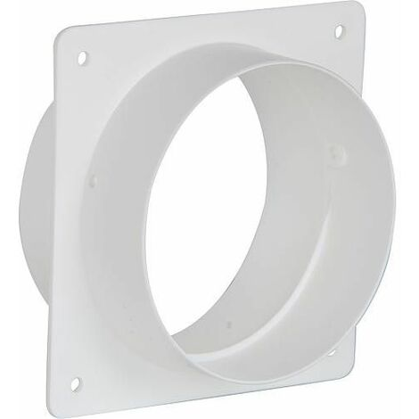"main image of ""Support de tube 100 mm avec bride"""