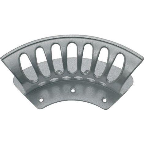 Support de tuyau aluminium moyen RIEGLER 1 PCS
