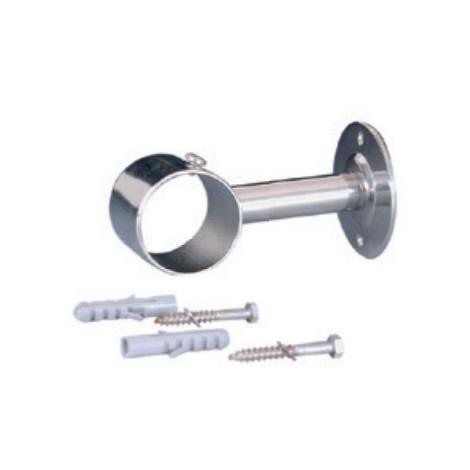 Support droit de main courante avec platine de Astralpool - Échelle, escalier et main courante