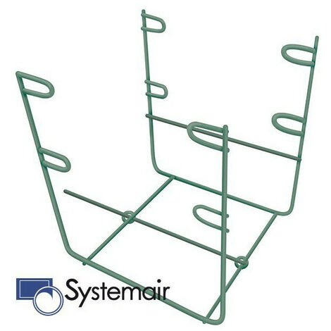 Support mural pour extracteur RVK ou VK 100mm - System air
