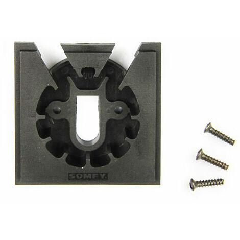 Support opérateur pour moteurs Somfy LS40 caisson tiroir 68mm