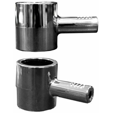 Support patère inférieure pour colonne de douche CD62