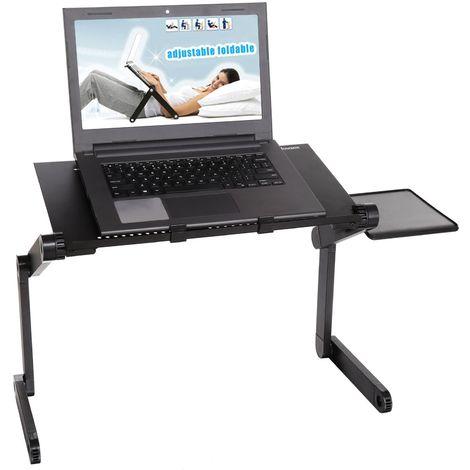 Support PC Laptop Table 360 ??¡ã Foldable desk radiation