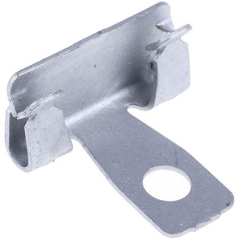 Support & pince de suspension de la poutre, Acier, Epaisseur de la bride 0,5 → 5 mm
