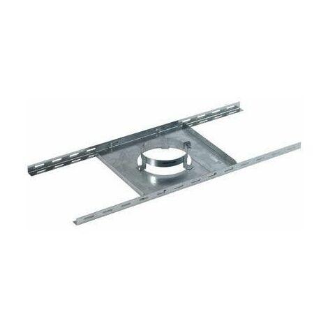 Support plancher GALVA, 125/180