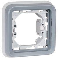 Support plaque 1 poste Plexo composable IP55 Legrand