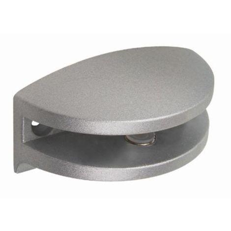 Support pour étagère en verre - talla Aluminium