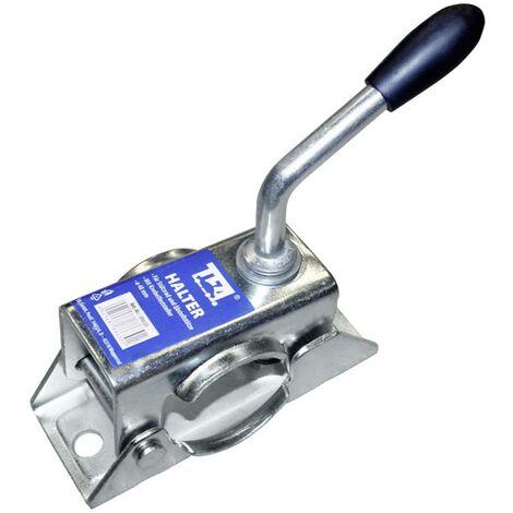 Support pour roue dappui TFA Stecker Stützradhalter 48mm 88630 1 pc(s)