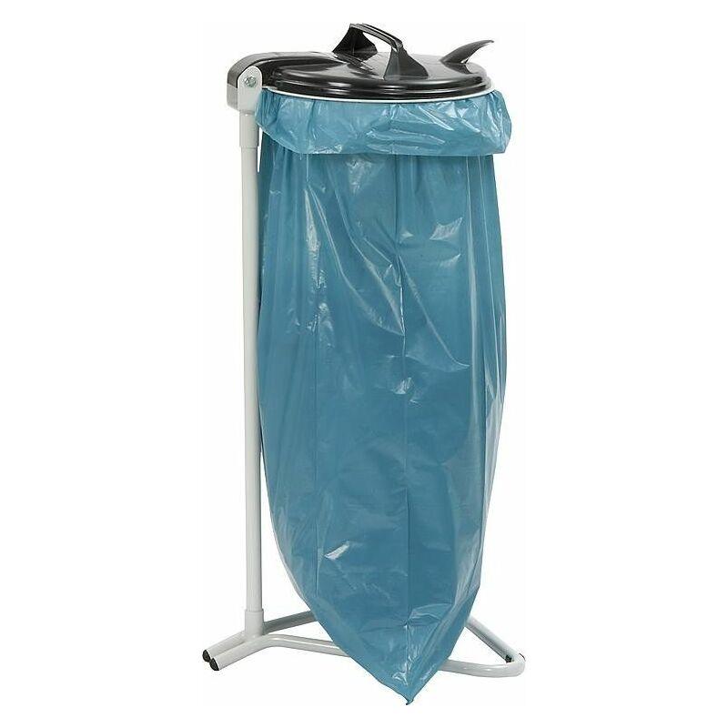 Support pour sac poubelle pour sacs 120 litres