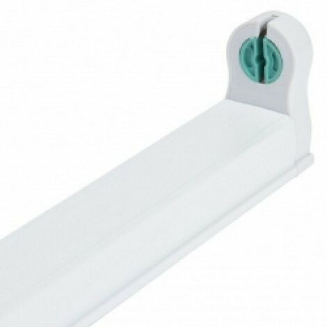 Support pour Tube LED 1500 mm (Connexion 1 Latérale) | IluminaShop