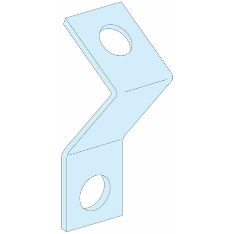 Support rail DIN 45° - 03005