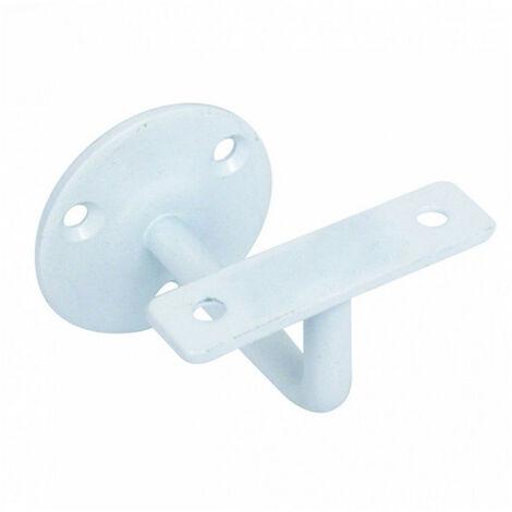 Support rampe epoxy blanc