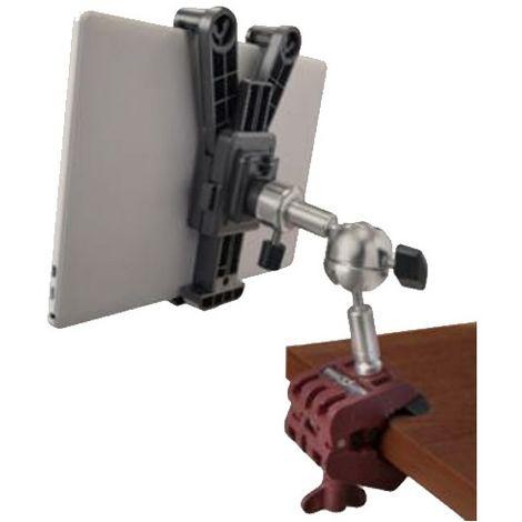 Support tablette ajustable 12 à 22 cm filetage UNC 1/4 pour support multi-positions - 34057 - Piher - -