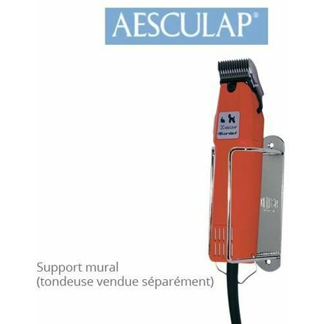 Support tondeuse aesculap