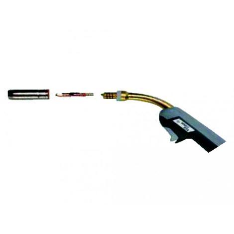 Support tube de contact torche MIG MAG