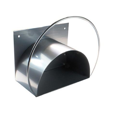 Support tuyau arrosage argent 40 m-1/2 CircumPro