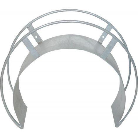 Support tuyau Metall 60 cm