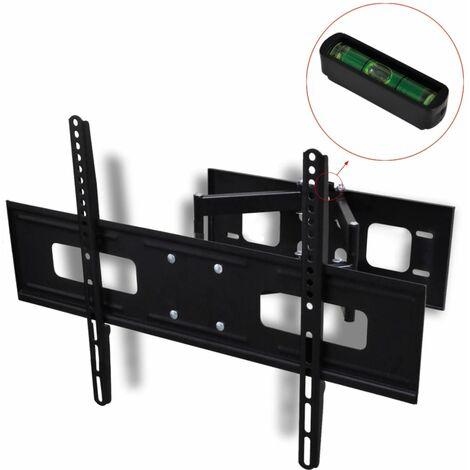 """Support TV à double bras pivotant 3D 600 x 400 mm 37"""" - 70"""""""