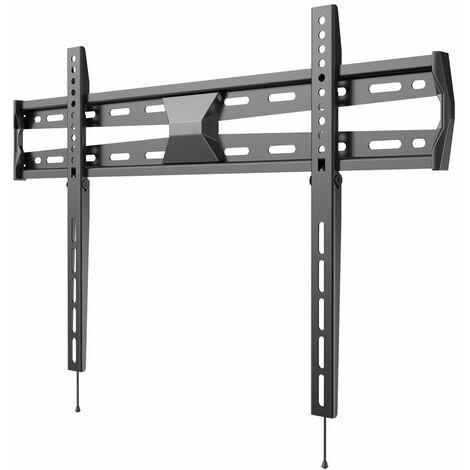 Support TV mural fixe extra plat pour écrans 39 à 65'' (100 à 165 cm) - SEDEA - 371215