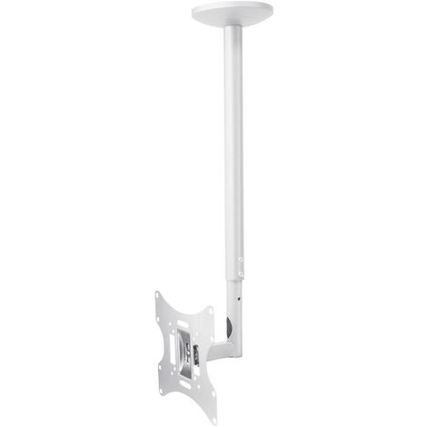Support TV pour plafond My Wall HL 4-2 WL HL 4-2 WL 58,4 cm (23) - 106,7 cm (42) extensible, inclinable + pivotant, sup