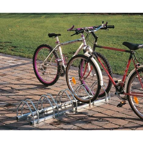 Support vélo face à face Mottez