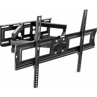 Supporto da installazione a parete per monitor 32-65″ (81-165cm) inclinabile girevole