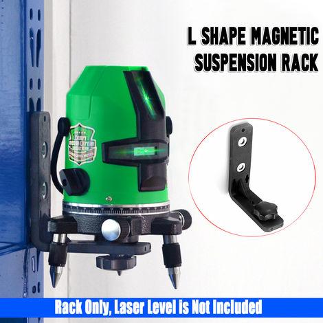 Supporto da parete mini per laser a 2 linee da 1/4 di pollice LAVENTE