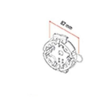 Supporto In Alluminio Con Molla Di Ritenuta Per Motore Tm58 Faac 132339