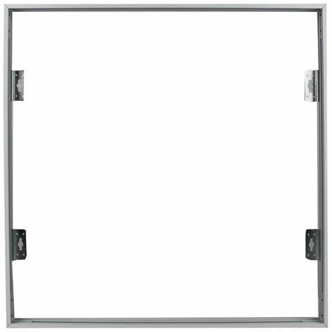 Supporto per Montaggio a Plafone Pannelli LED V-TAC in Alluminio 62*62cm Colore Bianco