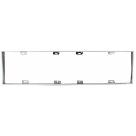 Supporto per Montaggio a Plafone Pannellii LED V-TAC in Alluminio 30*120cm Colore Bianco