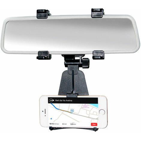 """main image of """"Supporto per smartphone da specchietto retrovisore"""""""