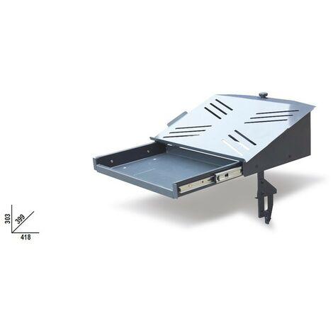 Supporto Porta Computer Per Cassettiera C37 - Beta 3700/PC