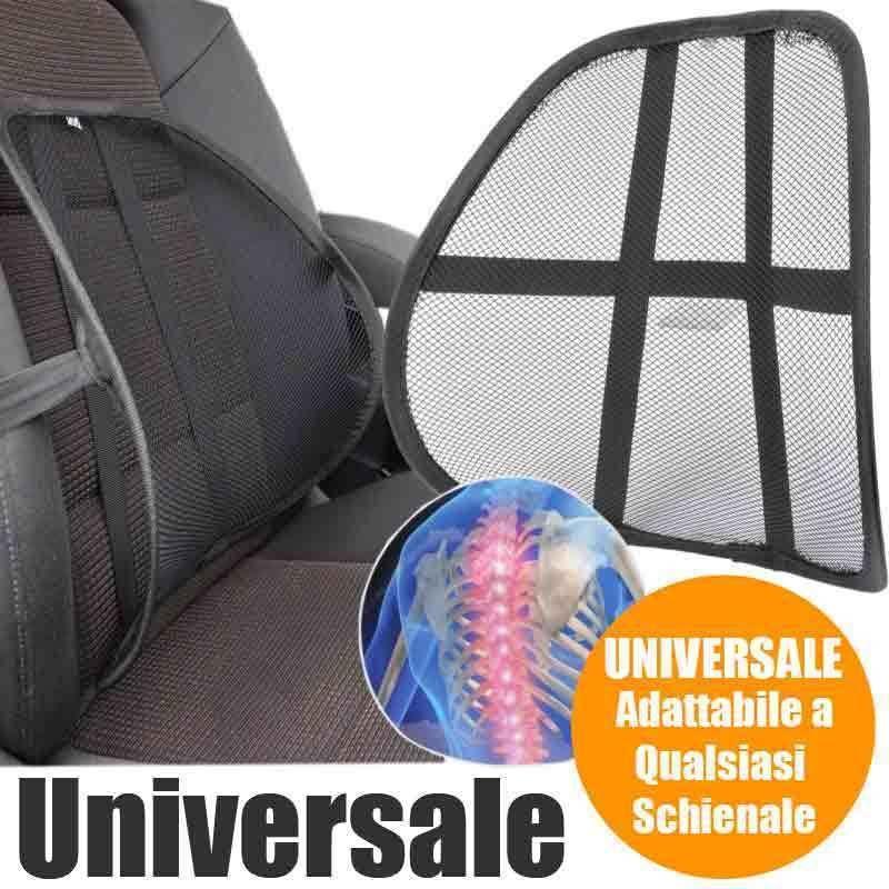 Supporto Schienale Lombare Per La Schiena Universale Sedia ...