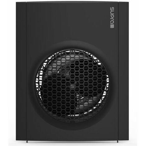 SUPRA RADIATEUR SOUFFLANT MOBILE Noir 2000W chauffage d'appoint électrique compact