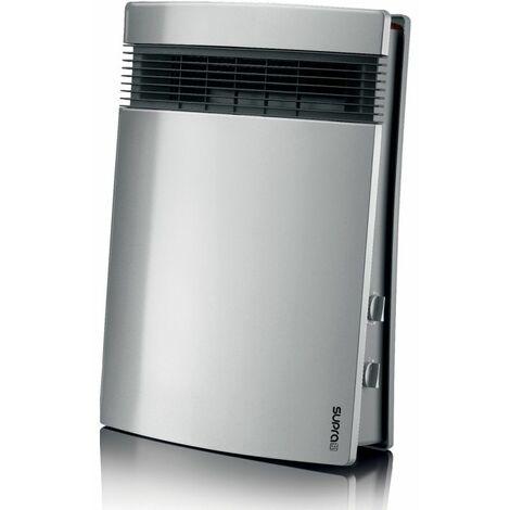 SUPRA Soufflant Salle de Bain 1000/1800w Thermostat Gris