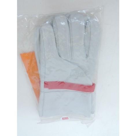 Surgants en cuir pour gants isolants CG-05 et CG-10 pour domaine BT 1000V max taille B-9 CATU CG-98-B