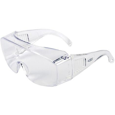 Surlunettes de protection Cofra Overcare E011-B100