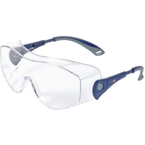 Surlunettes de protection Cofra Overpro E012-B100