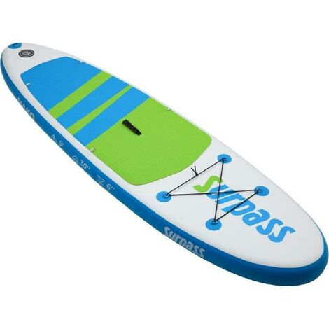 """main image of """"SURPASS - Kit Paddle gonflable Mako - 275x76x15cm - 95kg max"""""""