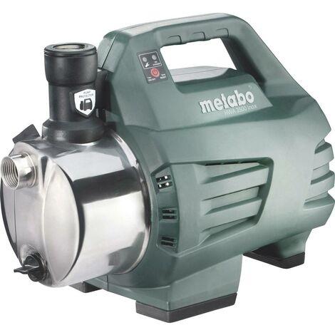 Surpresseur automatique 230 V 3500 l/h Metabo 600978000