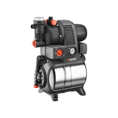 Surpresseur avec réservoir 230 V 4500 l/h GARDENA 1756-20