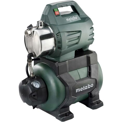Surpresseur avec réservoir 230 V 4500 l/h Metabo 600972000