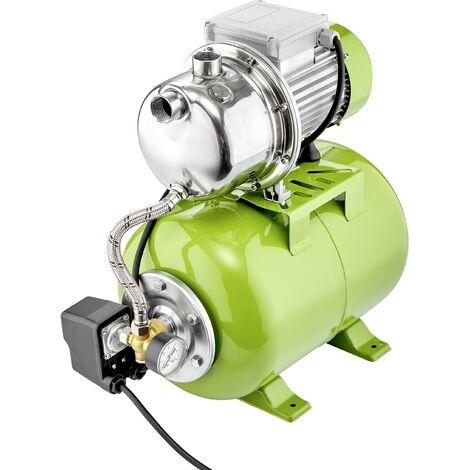Surpresseur avec réservoir Renkforce 1712593 230 V/AC 4600 l/h D953021