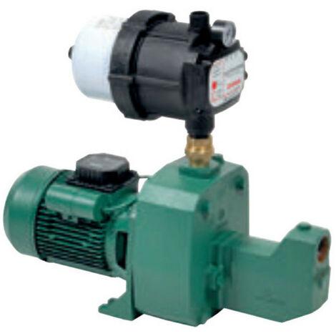 Surpresseur DAB ELECTROJET151M - Pompe a eau 1,1 kW auto amorçante de 0,9 à 4,2 m3/h monophasé 220V
