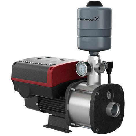 Surpresseur Grundfos CMBE362 - Pompe a eau 1,1 kW jusqu'à 5,5 m3/h monophasé 220V