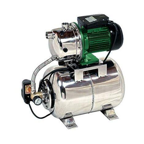 Surpresseur pompe à eau gamme SURJET INOX 970w 24L