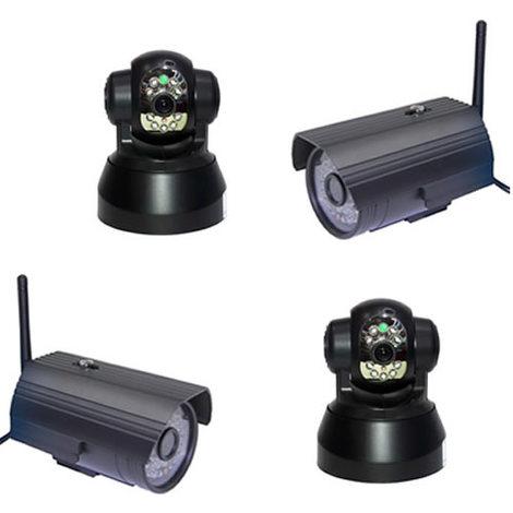 f5c7a95f66029 Surveillance maison caméra wifi intérieure extérieure WIFI avec application  smartphone