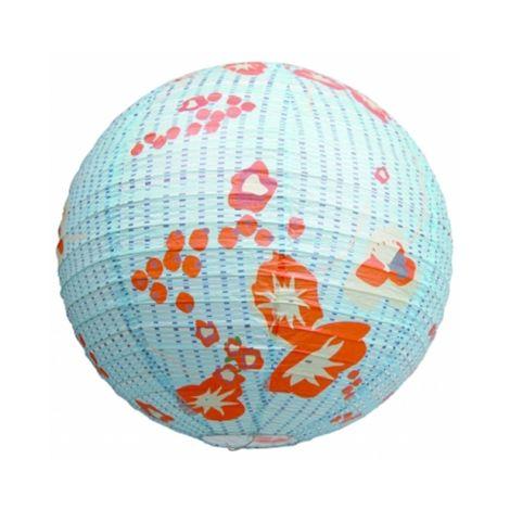 Suspension boule japonaise Décoration SKY FLOWER